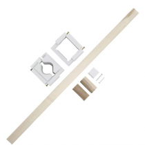 Kidco No Drilling Stairway Gate Installation Kit
