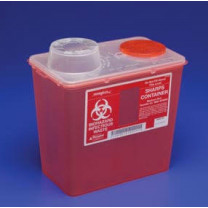 Cardinal Health Monoject Sharps Container