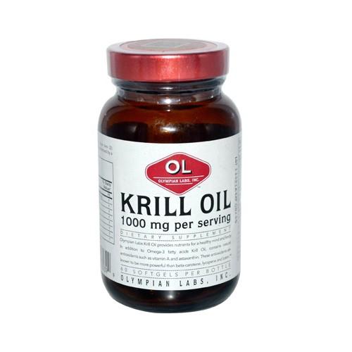 Olympian Labs Krill Oil 1000 mg