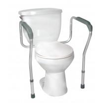 Drive Medical Toilet Safety Frame, Adjustable