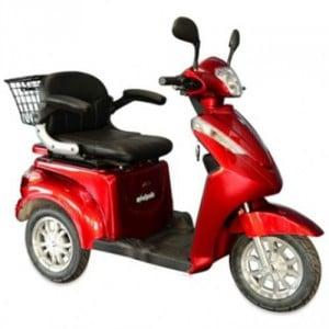 e-wheels EW-38 Elite 3 Wheel Scooter
