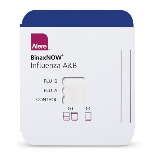 Alere BinaxNOW Influenza A and B Rapid Diagnostic Kit