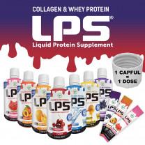 LPS Collagen & Whey Protein Supplement