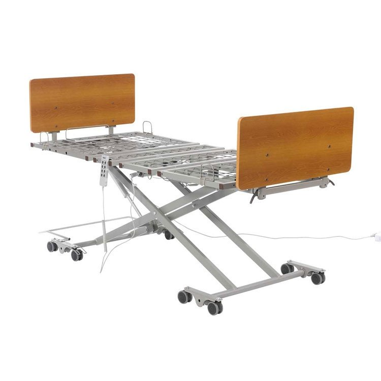 prime care p503 low hospital bed 548
