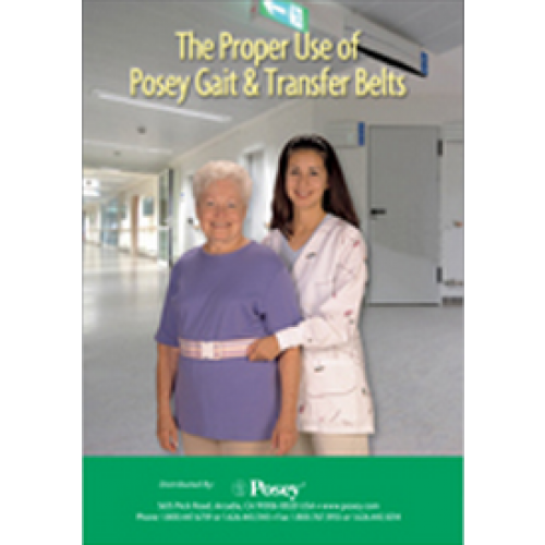 Proper Use of Gait and Transfer Belts Video