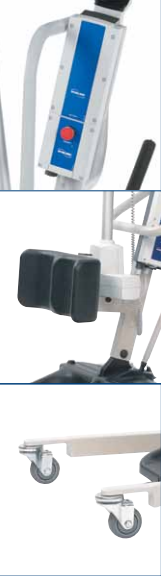 Invacare Reliant 350 Stand Up Lift Rps350 2 Diagnostic