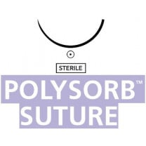 Polysorb Braided Absorbable Suture
