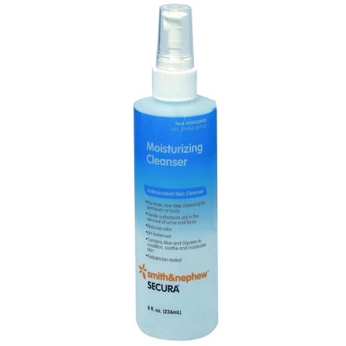 Secura Moisturizing Cleanser - Smith and Nephew