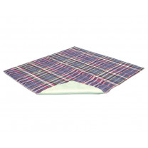 Quik-Sorb Plaid Reusable Underpad