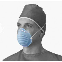 MedLine Surgical Cone-Style Face Mask - NON27381