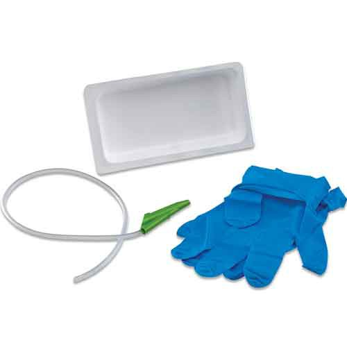 Argyle Suction Catheter Tray