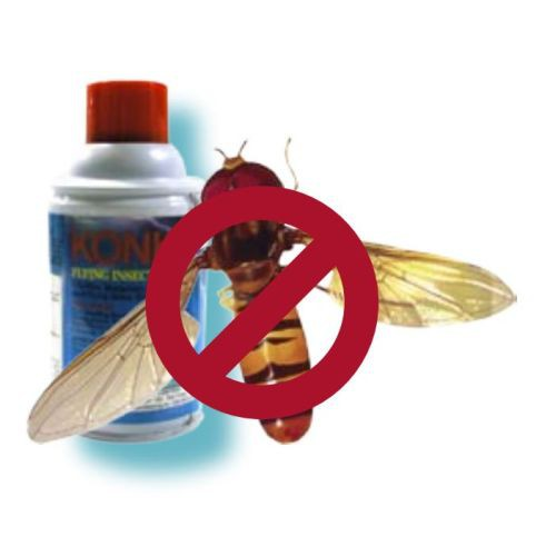 Metered Aerosol Insecticide