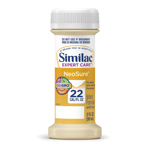 similac expert care neosure with optigro infant formula eb7