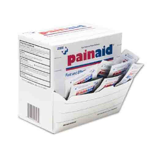 PainAid Pain Relief Tablets