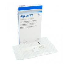 Aquacel Hydrofiber Wound Dressing Ribbon with Strengthening Fiber 403770 | 3/4 x 18 Inch by ConvaTec