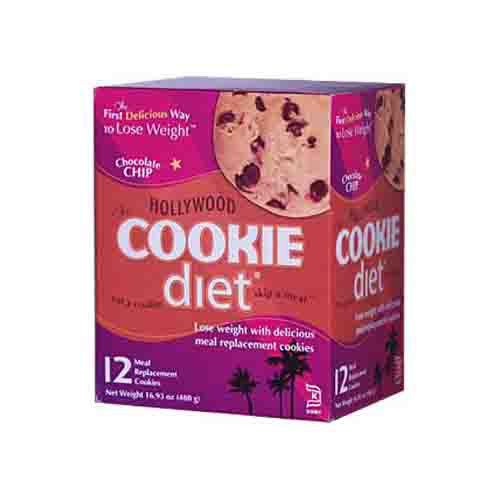 Cookie Diet Miracle Products Meal Replacement Cookies