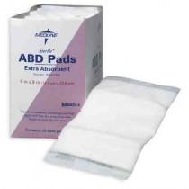 Medline ABD Pads, Latex Free - Sterile