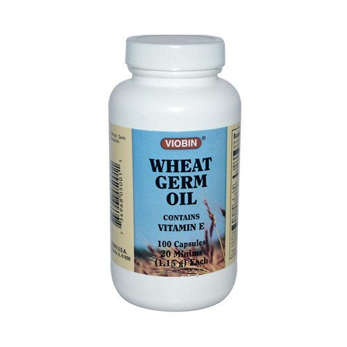 Viobin Wheat Germ Oil