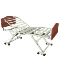 Invacare Carroll CS7 Long Term Care Hospital Bed with Auto Contour