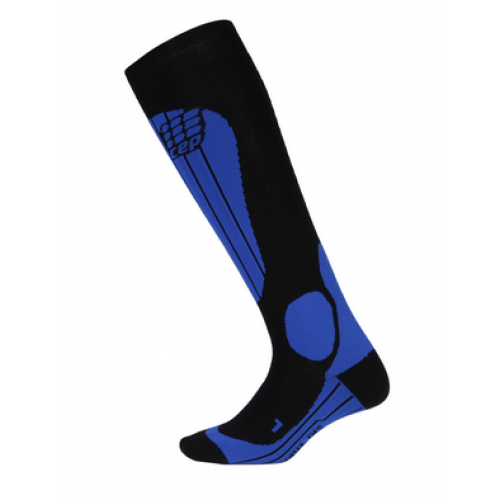 CEP Progressive Ski Thermo Socks Blue