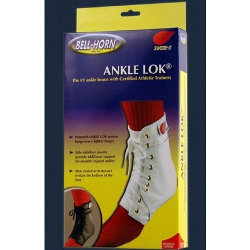 Ankle Lok Swede-O Ankle Brace, Left or Right Foot
