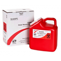 Sharps Container By Mail System 2-Gallon 12000