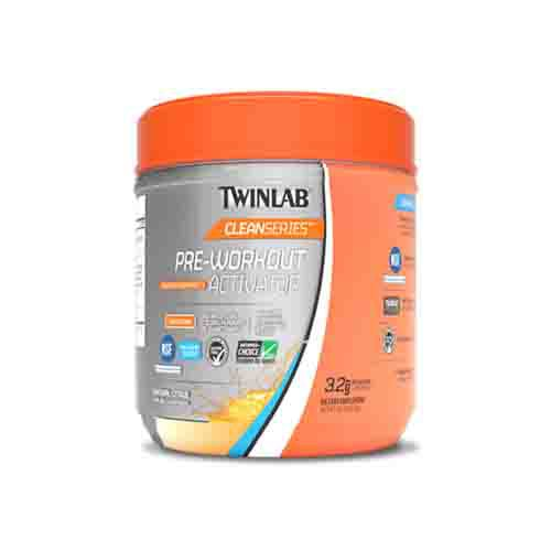 Cleanseries Pre-Workout Activator Energy Supplement