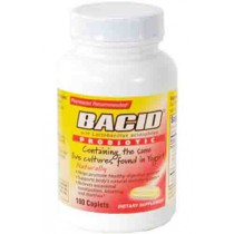 Bacid Probiotic Dietary Supplement