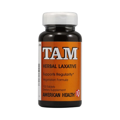 American Health Tam Herbal Laxative