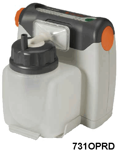 devilbiss portable suction machine manual