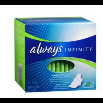 Always Infinity Pads with FlexFoam