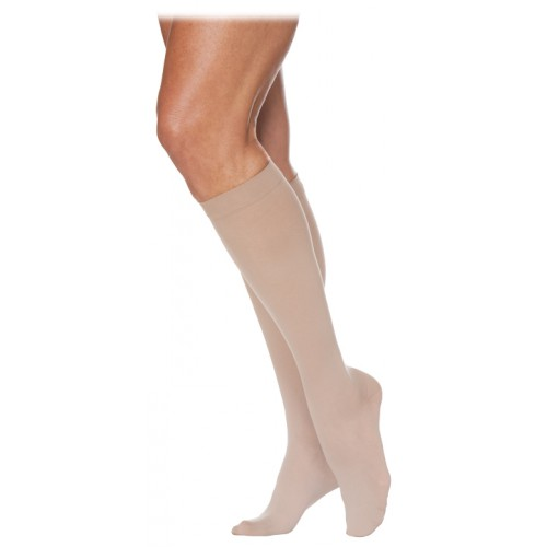 Sigvaris 780 Eversheer Women's Knee High Compression Socks - 783C CLOSED TOE 30-40 mmHg