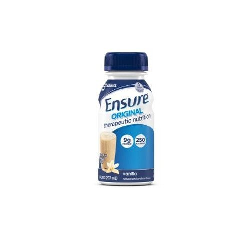 Ensure Original 8 oz Bottles Vanilla - 8 oz