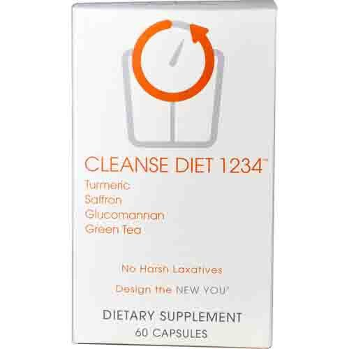 Cleanse Diet 1234