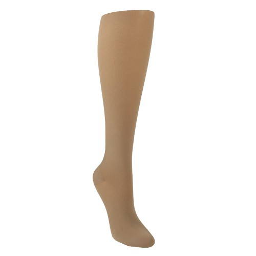 Sigvaris 840 Soft Opaque Women's Knee High Compression Socks - 843C CLOSED TOE 30-40 mmHg