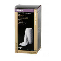 Unna-Z Calamine Boot Bandages, Latex Free