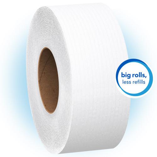 Kimberly-Clark Scott Essential Jumbo Roll Toilet Paper – 07006, 07805, 07304