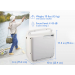 Features for SimplyGo Portable Oxygen Concentrator