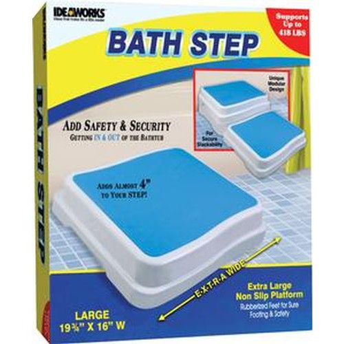 Bath Step Platform Support