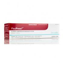 FlexPress 4 Layer Compression Bandage System