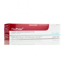 FlexPress 4 Layer Compression Bandage System