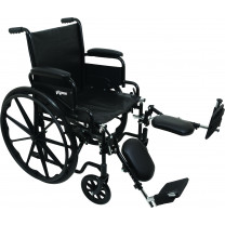 ProBasics K1 Standard Wheelchair with Elevating Legrests