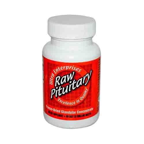 Raw Pituitary Glandulars