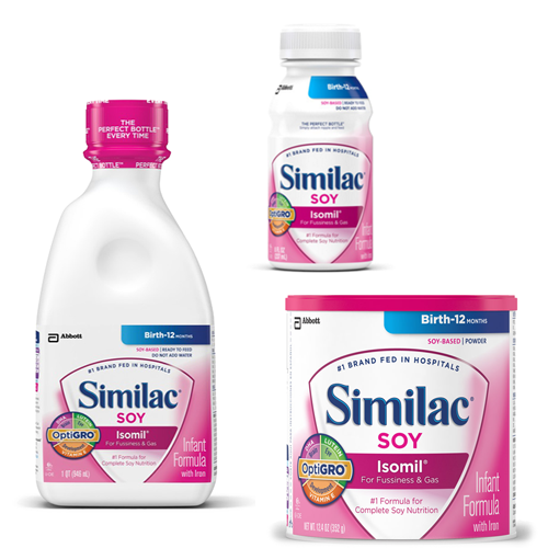 Similac Soy Isolmil 20