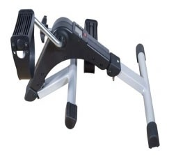 Exercise Peddler Deluxe Folding With Electronic Display