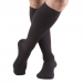 TRUFORM Men's Casual and Athletic Knee High Socks Black