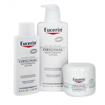Eucerin Original Moisturizing Lotion for Dry Skin Therapy