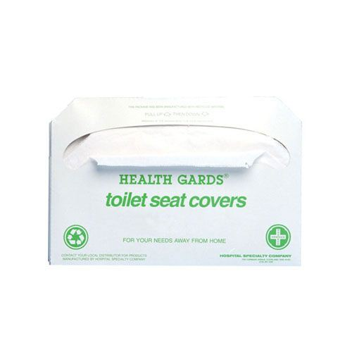 Health Gards Recycled Toilet Seat Covers
