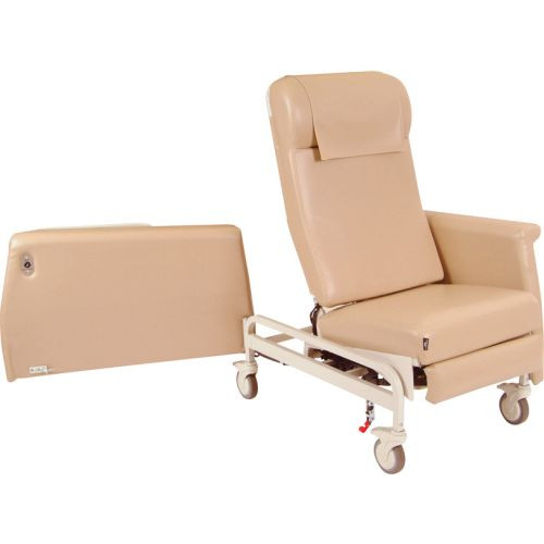 Elite Care Cliner with Swing-Away Arms in Taupe