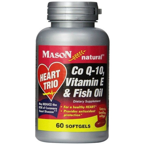 Mason Naturals Co Q-10 - Natural